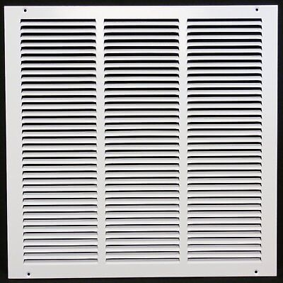 """22"""" x 34"""" Return Air Grille - Sidewall and Cieling - HVAC Vent Duct Cover"""