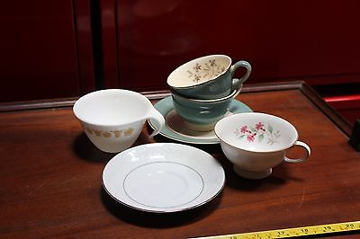 Vintage Mixed Lot of 6 Porcelain Dishes  JAPAN, Germany and more