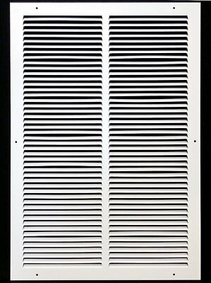 """16""""w X 30""""h Steel Return Air Grilles - Sidewall and Cieling - HVAC DUCT COVER -"""