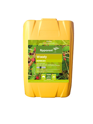 Apparent Woody Herbicide Triclopyr / Picloram (equiv Grazon ) 20 Litre