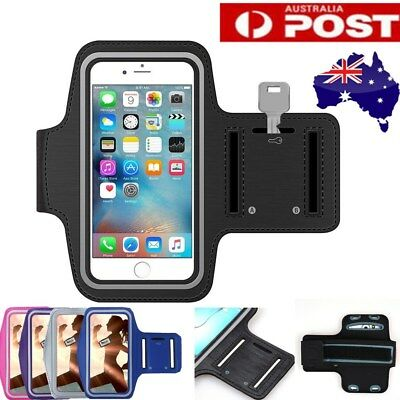 AU·iPhone Armbands Sports Armands Gym Running Case for iPhone X 5s 6s 7 8 plus
