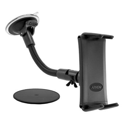 "Arkon Slim-Grip Ultra Windshield Phone Car Mount with 8.5"" Arm For Screens UpTo"