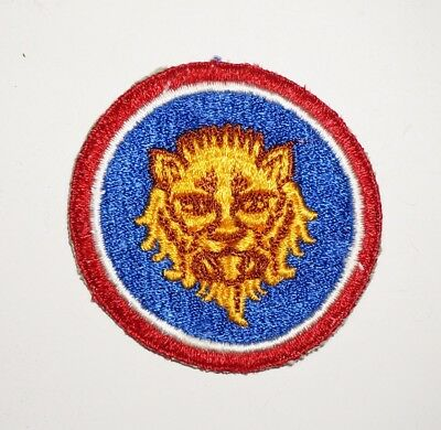 106th Infantry Division Patch WWII US Army P7178