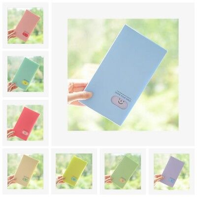 BTS/EXO/GOT7 Photo Card Name Card ID Holder 120 Pockets Lomo Card Album