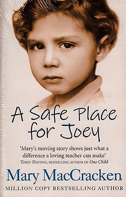 A Safe Place for Joey by Mary MacCracken BRAND NEW BOOK (Paperback, 2015)