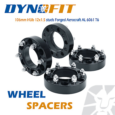 4x 1.5 inch Wheel Spacers HubCentric 6x5.5 For Toyota Tacoma 4 Runner FJ Cruiser