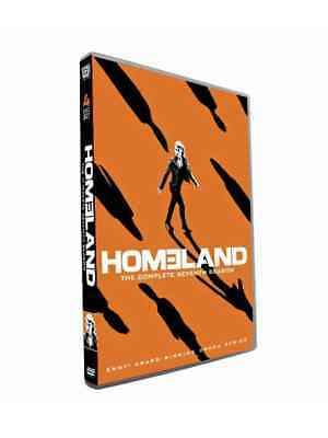 NEW HOMELAND SEASON 7 Dvd (4 Disc-2018) BRAND NEW & SEALED - FREE PRIORITY POST