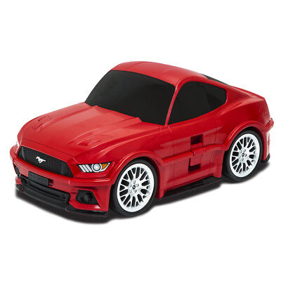 NEW Ridaz Ford Mustang GT Red Kids' Travel Case
