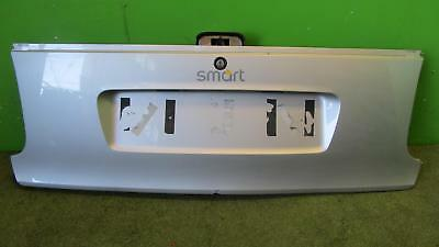 SMART FORTWO  Bootlid Lower tailgate CITY COUPE 00-l09 Silver