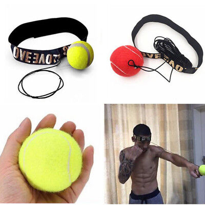Fighting Ball Boxing Equipment With Head Band For Reflex Speed Training BoxingXS
