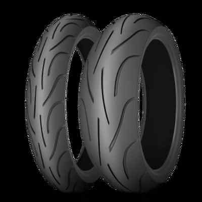 Satz 120/70 ZR17 (58W) & 190/50 ZR17 (73W) Michelin Pilot Power