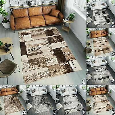Small Large Modern High Quality Rugs Floor Mats 3D Design Soft Bedroom Carpets