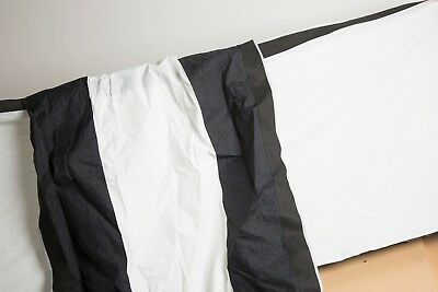 Genuine Elinchrom large 135cm x 50cm Softbox with diffuser and narrow Diffuser