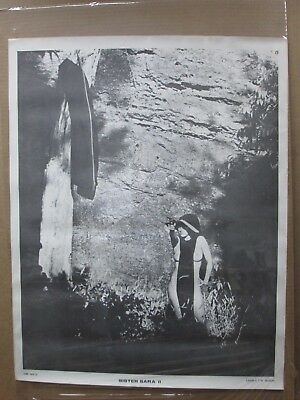 RARE NEW 22x28 SARAH/'S BBQ AFRICAN AMERICAN POSTER