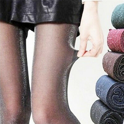 Womens Lady Shiny Tights Sparkle Party Glitter Stockings Pantyhose Fashion RU