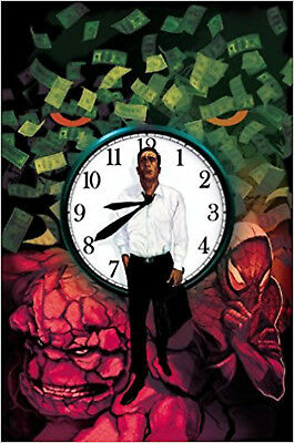 One Month to Live (Marvel Premiere Editions), Remender, Rick, Moore, Stuart, Ost
