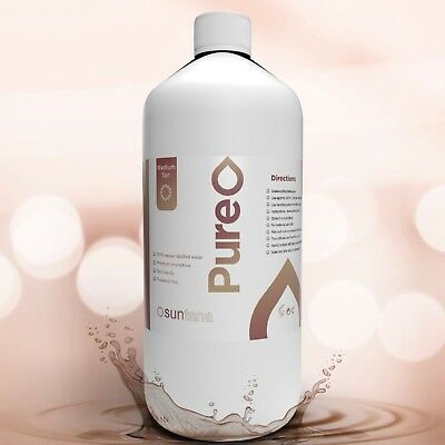 Pure Tan - Medium 1000ml