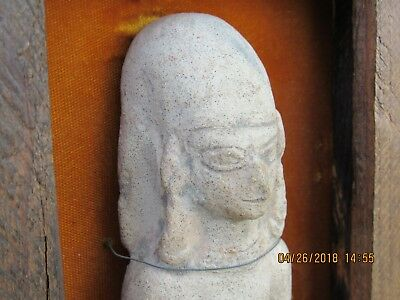 """MUSEUM QUALITY~ Very rare ~Ancient Egyptian Queen""""TUYA CLAY Artifact~Authentic!!"""