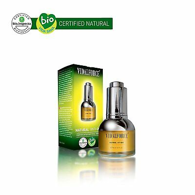Tratamiento ANTICAIDA Anti-DHT NATURAL Vidalforce