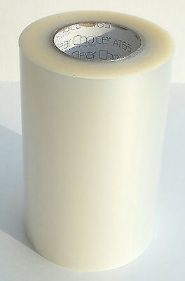 RTape AT65 Clear Choice high tack transfer tape 6.5 inch x 100 yards / 300 feet