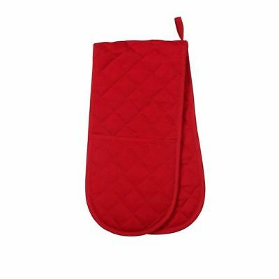Now Designs Double Oven Glove, Red