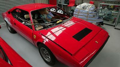 1978 Ferrari 308 GT4 Classic Project for full restoration.