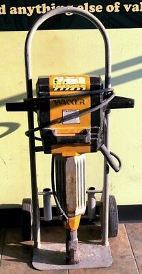 WACKER Electric Jack Hammer (Chicagoland Pickup only) (SPG028014)