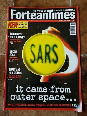 Fortean Times FT172 SARS