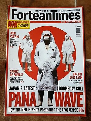 Fortean Times FT173 Japan's Latest Doomsday Cult