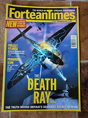 Fortean Times Ft174 - The Death Ray