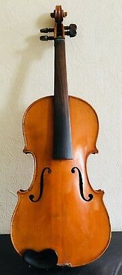 Violon Ancien PAUL BEUSHER Old Violin