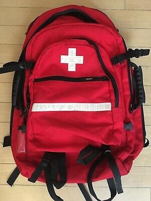 Emergency Search And Rescue Paramedic Bag. Brand New