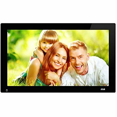 Digital Picture Frames SSA 21.5 Inch Big Advertising Player Photo Full Function