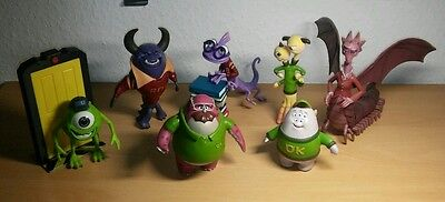 Monster Uni Action Figuren USA ! RAR !