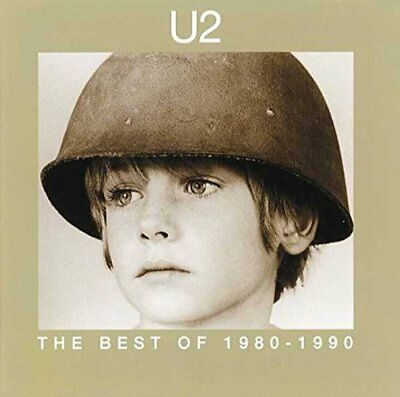 U2 - Best of 1980-1990 (1998) CD FREE SHIPPING