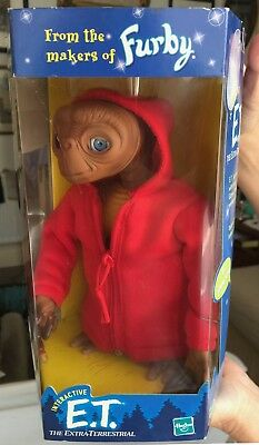 E.T. - Interactive Figure Hasbro Tiger Electronics - Furby - NEW IN UNOPENED BOX