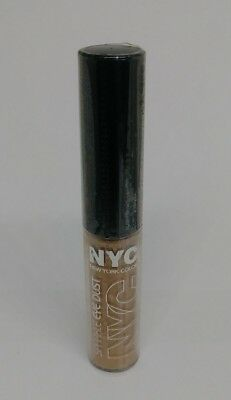 NYC Sparkle Eye Dust #883 Amber Glitz New Factory Sealed Rare Hard To Find