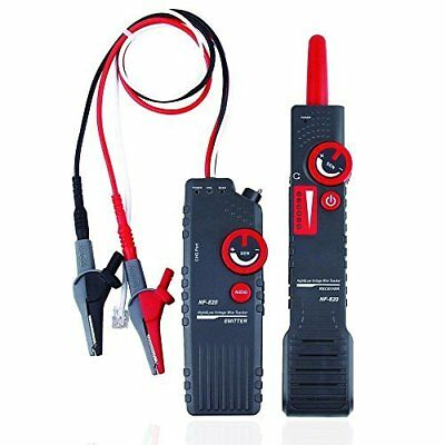 Noyafa NF-820 Upgraded Underground Cable Wire Locator with Anti-Interference to
