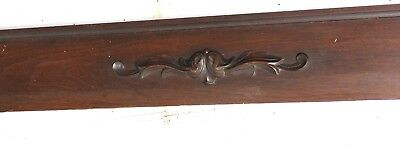 Vintage Header Pediment Mantle Mantel Entryway Trim Interior Decor