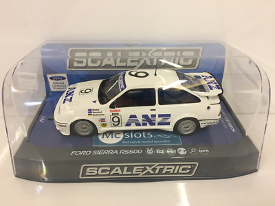 Scalextric C3910 Ford Sierra RS500 1988 Bathurst No9 Scale 1:32 scale