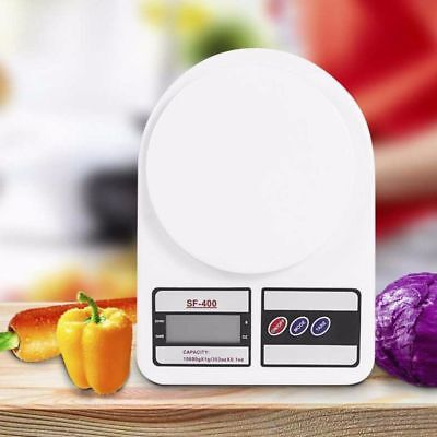 Jewelry Scale LED Balance Digital Measuring Electronic Scales Kitchen Weighing