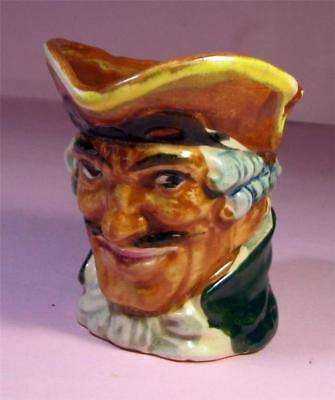TOBY JUG Pottery - Hand Painted - Dick Turpin - Japan   SirH70