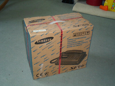 New Samsung SF150 Telephone fax  Sealed & unopened Brand new & unused