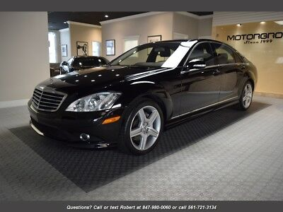 S-Class S 550 2009 Mercedes-Benz S550 AMG Sport Package, Pano, P2 We Finance FL