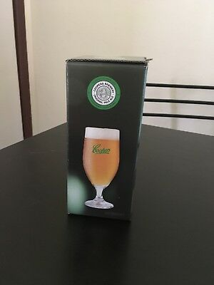 Coopers Beer Glass, New, In Box
