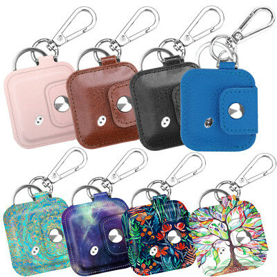 For Tile Pro/Mate /Sport /Style Item Tracker Leather Case Cover Protective Skin