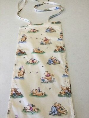 Beautiful Pooh Quite Moments, Bone, Baby Diaper Nappy Stacker, Handmade, New