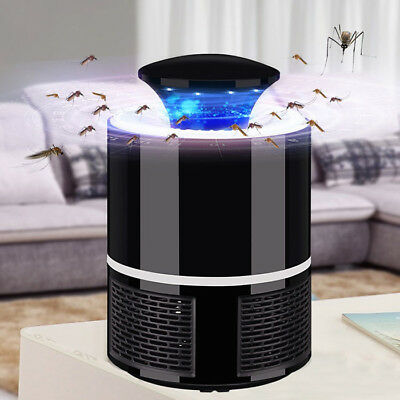 HNW-018 USB Powered Mosquito Killer Lamp Non-Toxic Electronic Bug Zapper Safe