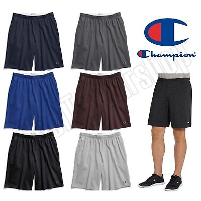 Champion Authentic Cotton 9-Inch Men's Shorts with Pockets 85653