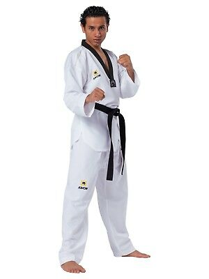 Fighter Uniform by KWON ***NEW***  World Taekwondo Approved Sparring Uniform